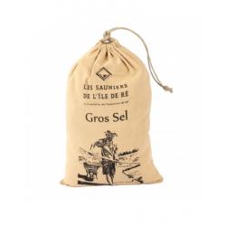Gros sel sachet