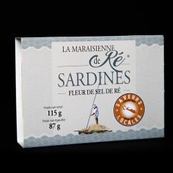 Sardines - Fleur de sel de...