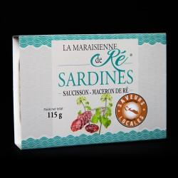 Sardines - Saucisson &...