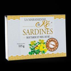 Sardines - Moutarde Miel de...