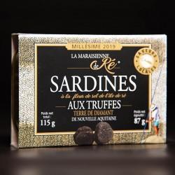 Sardines - Truffes 115g