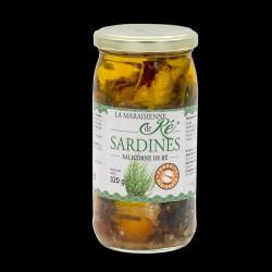 Sardines - Salicorne de Ré...